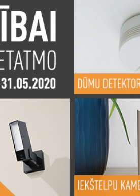 In the internet-shop for all of Netatmo production -15% discount!