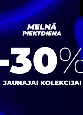 30% on all items.